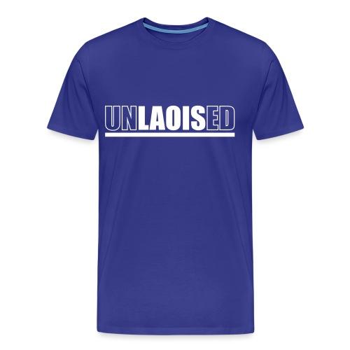 laois-unlaoised - Men's Premium T-Shirt