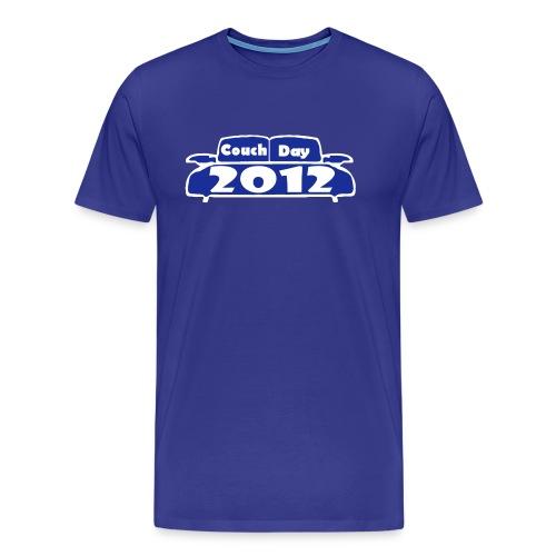 Couchday  Männershirt - Männer Premium T-Shirt