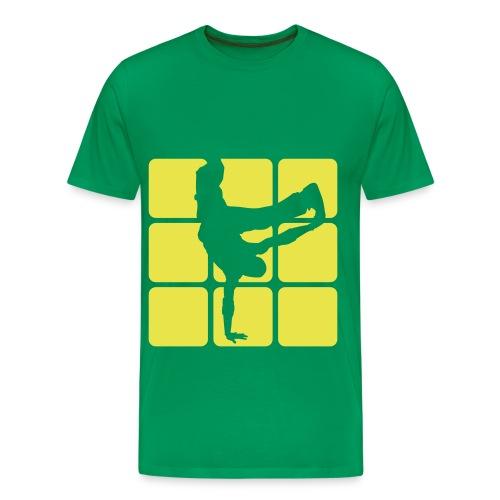 Breakdance - Männer Premium T-Shirt