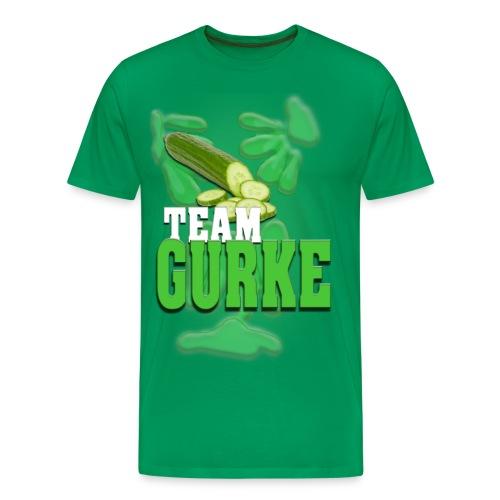 Team Gurke - Männer - Männer Premium T-Shirt