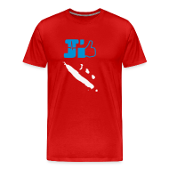 Tee shirts ~ T-shirt Premium Homme ~ J'aime la Nouvelle Calédonie