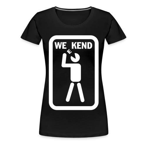 girls - Vrouwen Premium T-shirt
