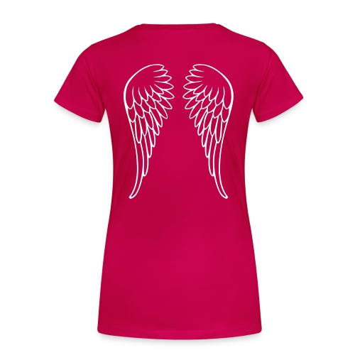 Daniel'z Angels-Wings - Women's Premium T-Shirt