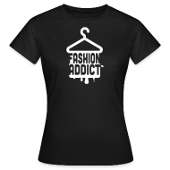 T-Shirts ~ Women's T-Shirt ~ Fashion Addict
