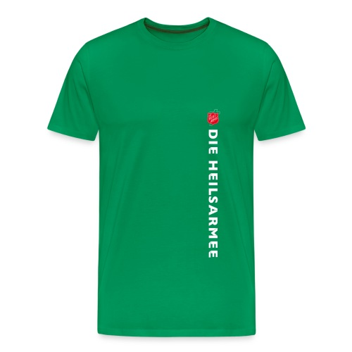 Heilsarmee Type (rot/weiß) - Männer Premium T-Shirt