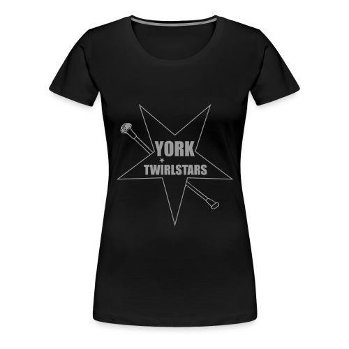 Lady's Supporter T-Shirt - Women's Premium T-Shirt