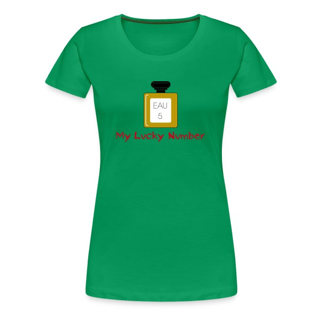 Dames T-shirt Girlie