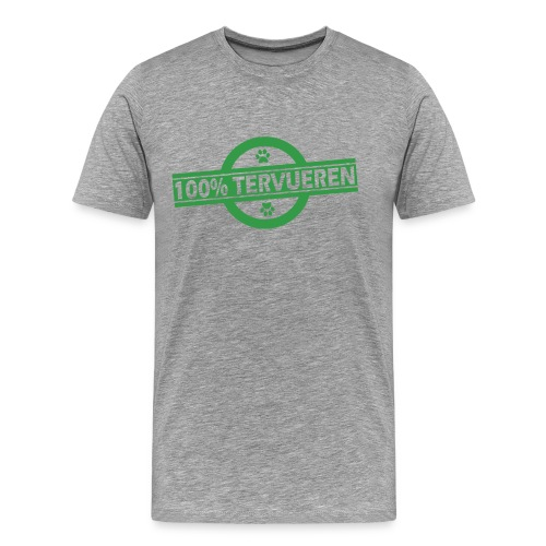 100% Tervueren - T-shirt Premium Homme