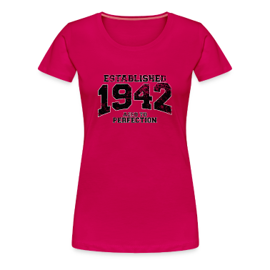 established 1942 - aged to perfection (uk) T-Shirts