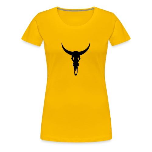 prøveklut - Premium T-skjorte for kvinner