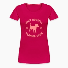 JACK RUSSELL TERRIER CLUB   T-shirt