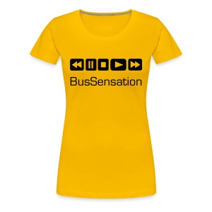 BusSensation Girl Shirt - Frauen Premium T-Shirt