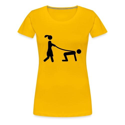 Verheiratet. - Frauen Premium T-Shirt