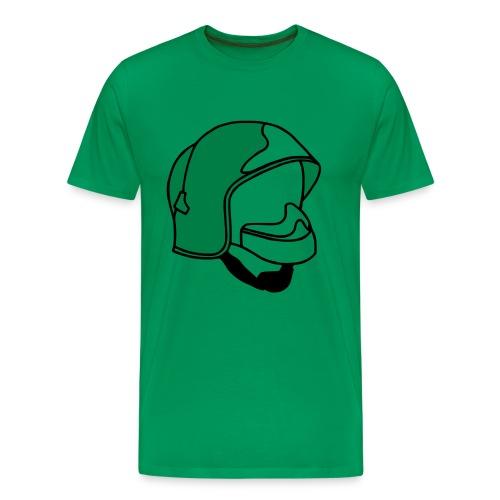 Casque F1 - T-shirt Premium Homme