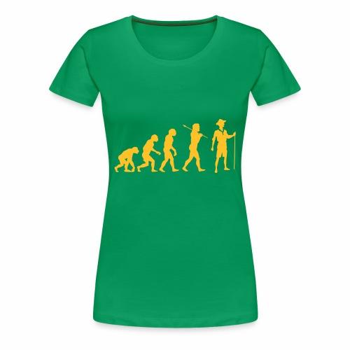 The Scout Evolution - T-shirt Premium Femme