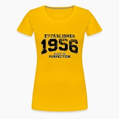 established 1956 - aged to perfection(uk) T-Shirts