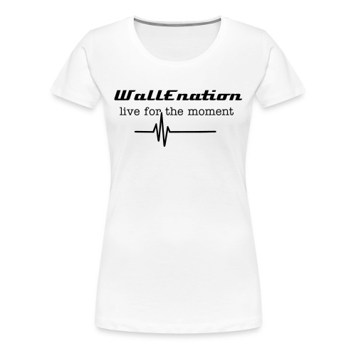 WallEnation Woman - Frauen Premium T-Shirt