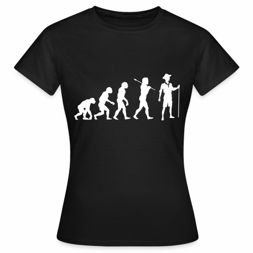 The Scout Evolution - T-shirt Femme