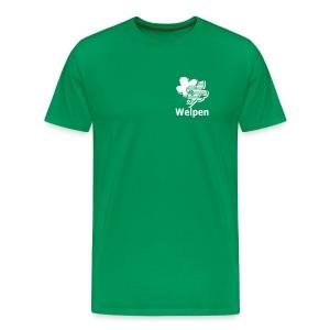Welpen Leiding Heren - Mannen Premium T-shirt