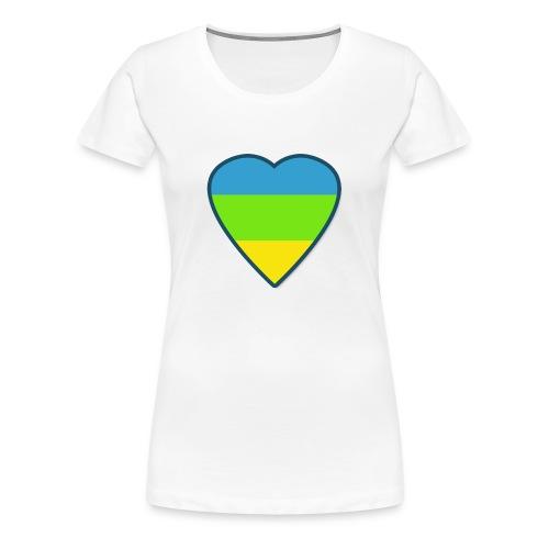 Love amazigh - T-shirt Premium Femme