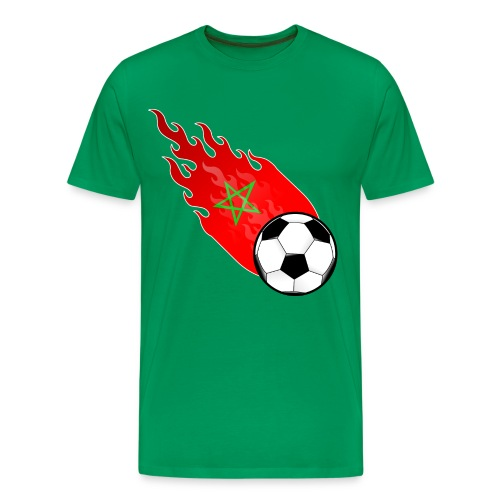 Foot Maroc  - T-shirt Premium Homme