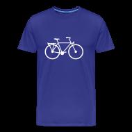 T-shirts ~ Mannen Premium T-shirt ~ Fiets