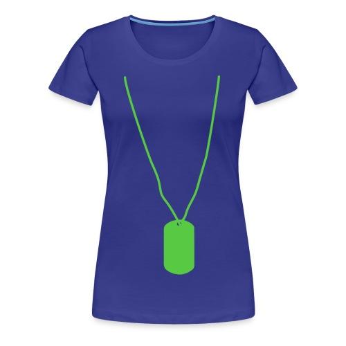 Tag - Women's Premium T-Shirt