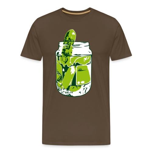 Pickles on color - Men's Premium T-Shirt