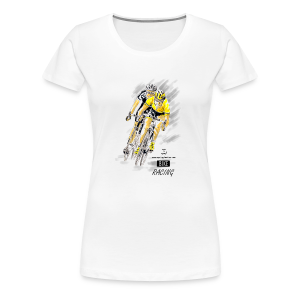 RADSPORT - Frauen Premium T-Shirt