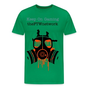 keep on gaming - Men's Premium T-Shirt