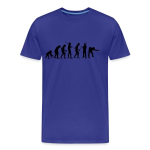 Snooker Evolution - Männer Premium T-Shirt