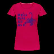 T-Shirts ~ Women's Premium T-Shirt ~ Product number 19799999