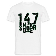 T-Shirts ~ Men's T-Shirt ~ snooker 147 wear