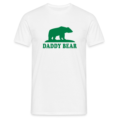DADDY BEAR T-Shirt GK