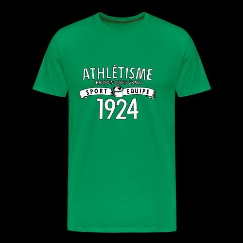 Sport Equipe 1924 (white) - Männer Premium T-Shirt