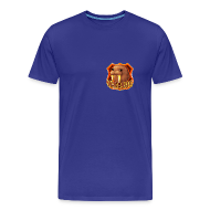T-Shirts ~ Men's Premium T-Shirt ~ Walrus Shield