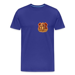 Walrus Shield - Men's Premium T-Shirt