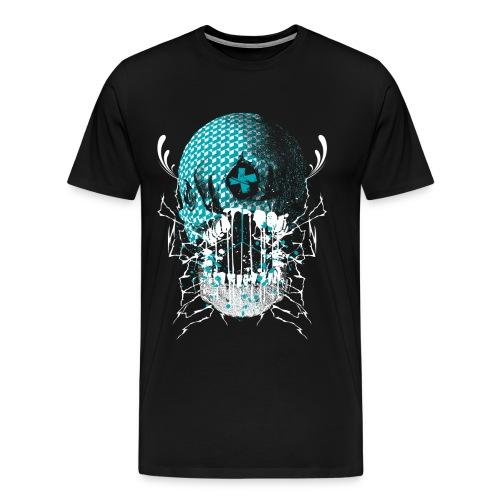 KING DESTROY - Men's Premium T-Shirt
