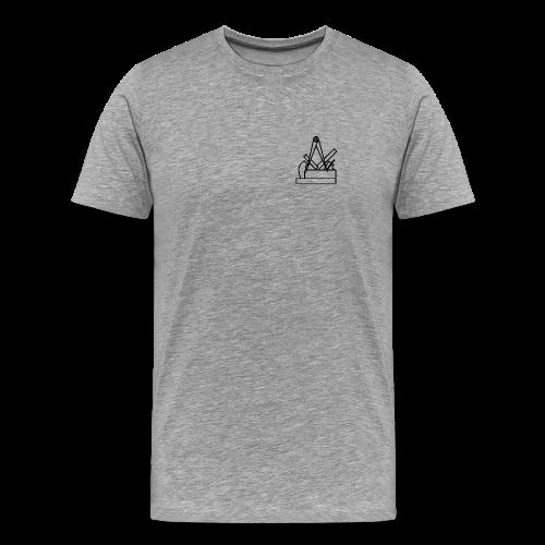 Tischler T-Shirt - Männer Premium T-Shirt