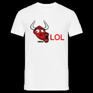 T-Shirts ~ Männer T-Shirt ~ LOL Oxe