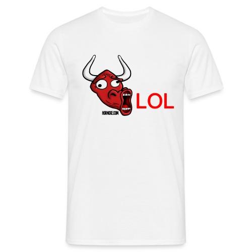 LOL Oxe - Männer T-Shirt