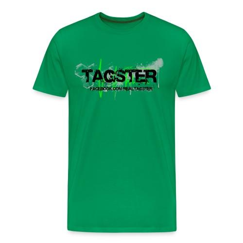 MEN - GRÜN - Männer Premium T-Shirt
