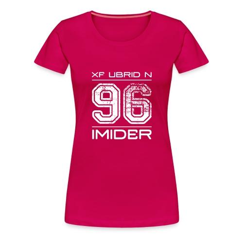xf ubrid n 96 - T-shirt Premium Femme