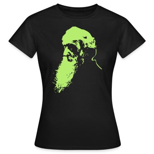 William Booth (grün) - Frauen T-Shirt