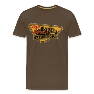 Bad Larry`s Speedshop Nr1 - Männer Premium T-Shirt
