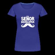 T-Shirts ~ Women's Premium T-Shirt ~ The Joking Mujer