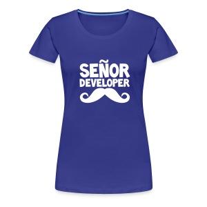 The Joking Mujer - Women's Premium T-Shirt