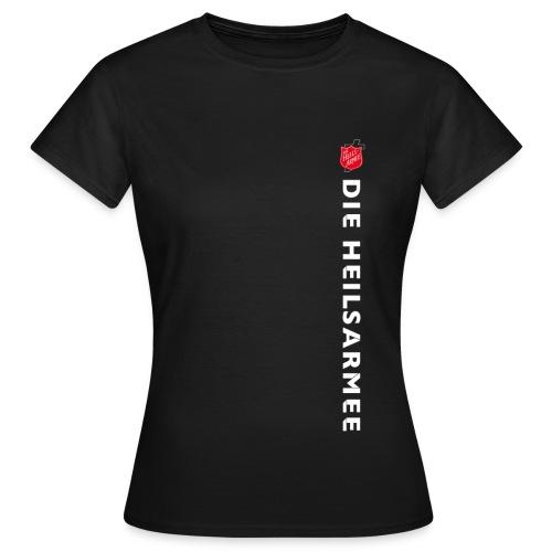 Heilsarmee Type (rot/weiß) - Frauen T-Shirt