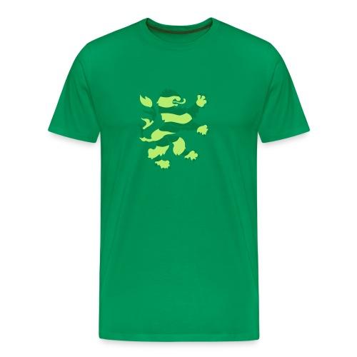 Hessenlöwenshirt - Männer Premium T-Shirt