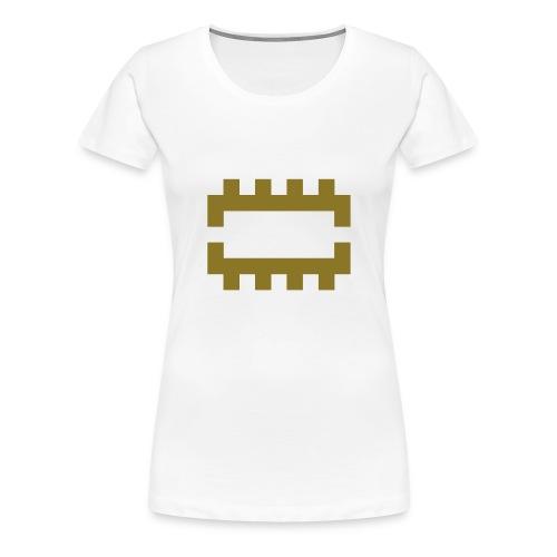 Unser Pavillon - Frauen Premium T-Shirt